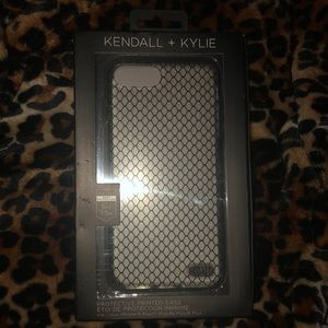 Kendall+Kylie fishnet iPhone protector